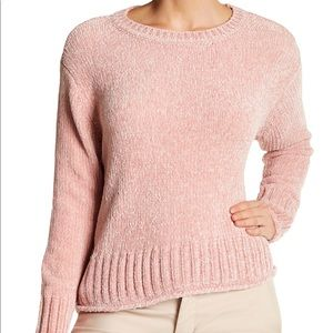 •NWT Philosophy chenille sweater•